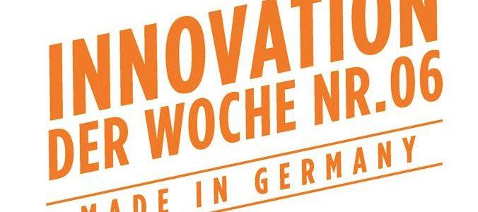 """TINK ist """"Innovation der Woche"""""""