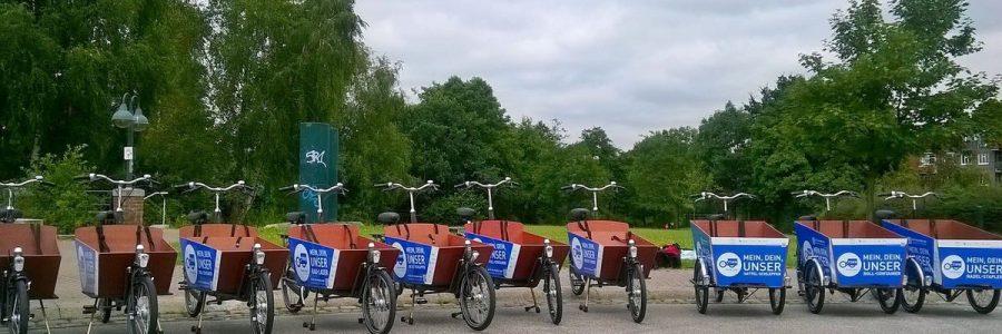 "TINK-Workshop ""Transportrad für alle!"""